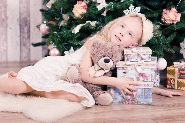 come vestire i bambini a natale e capodanno